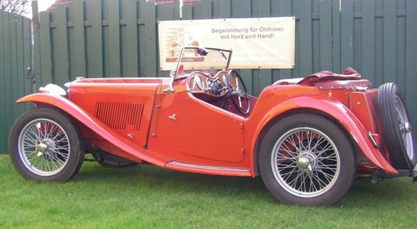 Martung MG TC