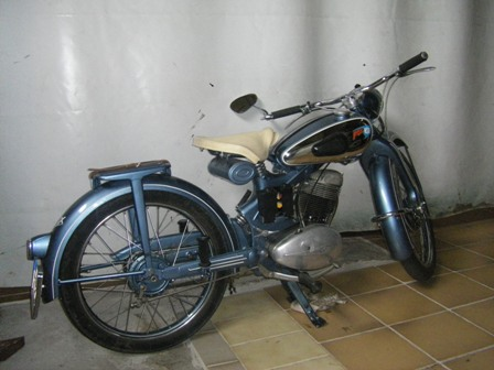 Wartung NSU Fox